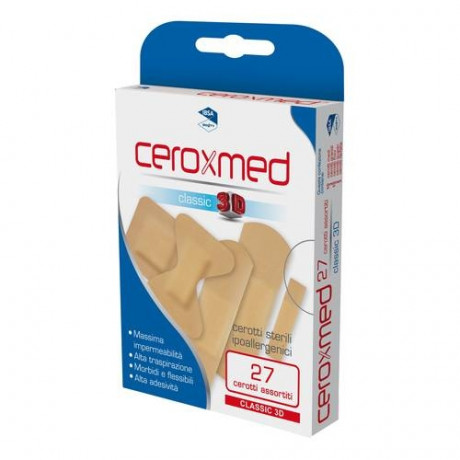 CEROXMED Cerotti Mini Assortiti
