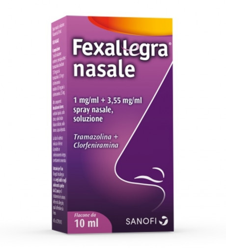 Fexallegra Spray Nasale 10 ml