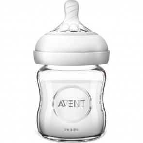 AVENT BIBERON NATURAL IN VETRO 120 ML