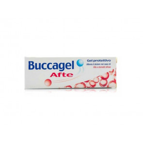 BUCCAGEL Gel Afte Protettivo