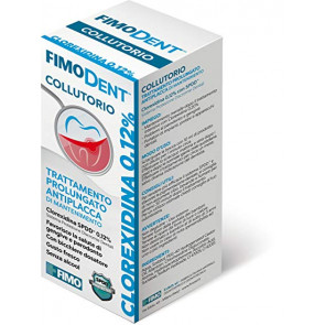 Collutorio Clorexidina 0,12% Antiplacca 200 ml Fimodent