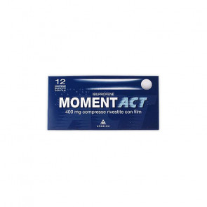 MOMENT ACT Compresse 400 mg - 12 Compresse
