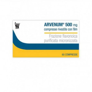 ARVENUM Compresse 500 mg - 60 compresse