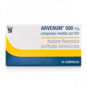 ARVENUM Compresse 500 mg - 30 Compresse