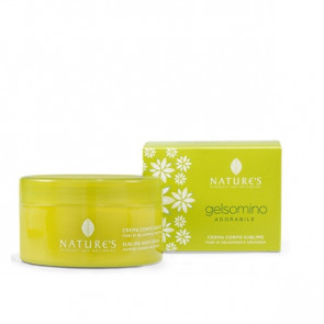 Crema Corpo Sublime Gelsomino Adorabile 100 ml Nature's