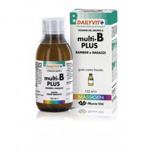 Dailyvit+ Multi B Plus 125 Ml Massigen
