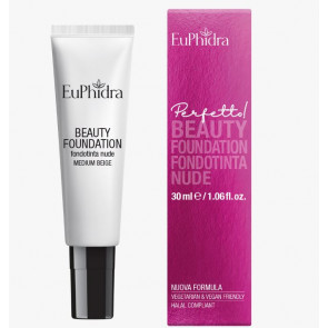 Fondotinta Nude Medium Beige 30 ml Perfetto Euphidra