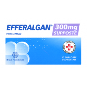 Efferalgan 300 Mg 10 Supposte