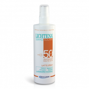 Lichtena Dermo Solari SPF 50+ Latte Spray 200 ml