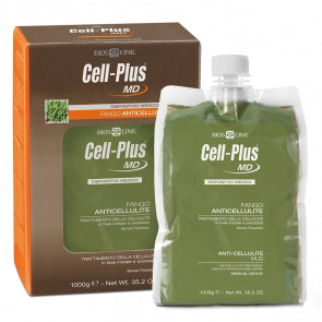 Cell-Plus MD Fango Anticellulite Verde 1 Kg Bios Line