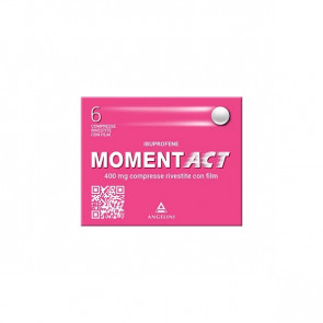 Moment Act 400 mg - 6 Compresse