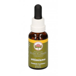 Ottimismo Australian Bush Flower Essences 30 Ml