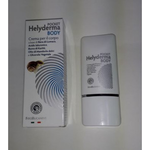 Crema Corpo a base di Bava di Lumaca 50 ml Helyderma Body Pocket