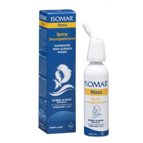 Spray Naso Decongestionante 50 ml Isomar